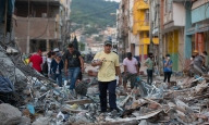 Samaritan's Purse helps Ecuador during earthquake